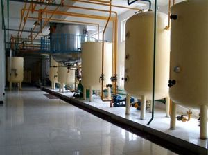 10t/D Edible Oil Refinery, Small Scale Oil Refinery, Peanut Oil Refinery pictures & photos