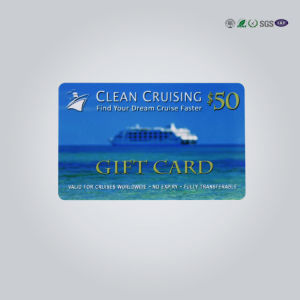 VIP Loyalty Card with UV Printing pictures & photos