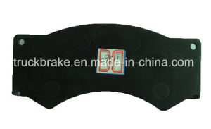 CV Truck Brake Pad D494-7817/29017/29024/29026/29029 for Daf/Leyland/Iveco pictures & photos