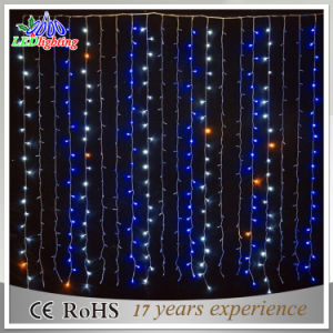 Promotional Xmas Festival LED Christmas Curtain Decoration Lights pictures & photos