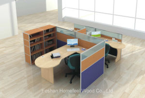 New Design Office Workstation with Manager Workstation (HF-YTQ007) pictures & photos