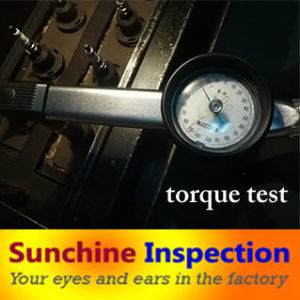 Machine Inspection Services / Machine Quality Control and Testing in All China pictures & photos