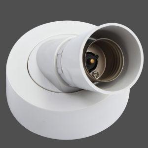 UK White E27 Lamp Holder, Lamp Socket pictures & photos