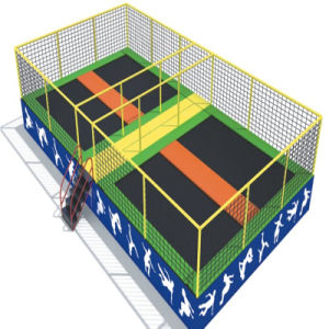Best Quality Indoor Trampoline for Kids pictures & photos