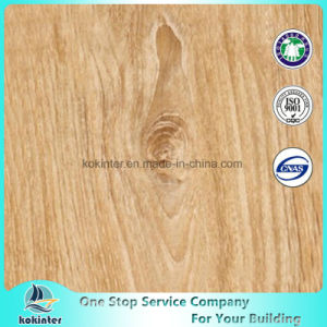 8mm Beech Wood HDF MDF Laminated Floor pictures & photos