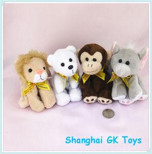 Printed Logo Small Animal Toys Plush Toys Kids Toy pictures & photos