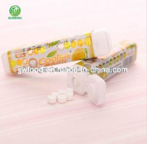 Lemon Flavour Fresh Breath Mint Candy pictures & photos