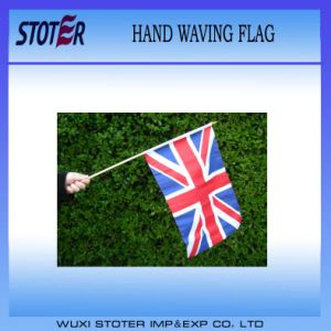 High Quality Hand Flag, Hand Waving Flag, Hand Held Flag pictures & photos