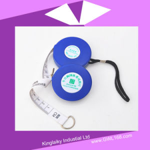 Simple Promotion Gift Tape Measures with Logo (BH-014) pictures & photos