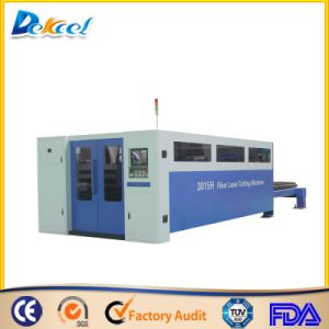 Ipg 1000W High Power Pulsed Fiber Metal Laser System CNC Cutting Machines pictures & photos