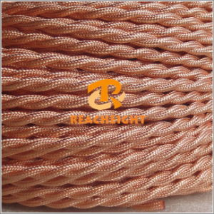 Decorative Twisted Braided Wire Twisted Cable Cord pictures & photos