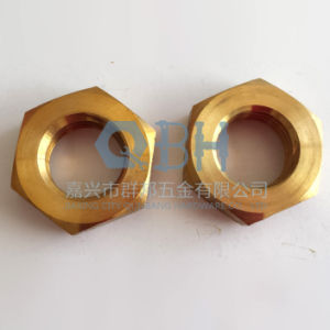 Hexagon Thin Nuts (chamfered, 04, 05 ISO4035,) pictures & photos