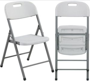 Hot Sell Portable Plastic Folding Chair pictures & photos