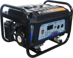 Jx6500b-3 5kw High Quality Gasoline Generator with a. C Single Phase, 220V pictures & photos