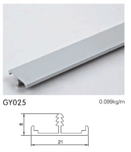 Aluminium Border Profile for Kitchen Cabinet pictures & photos