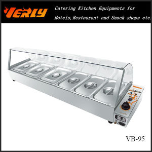 CE Approved Bain Marie for Sale (VB-95)