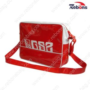Shiny PVC Waterproof Sling Shoulder Crossbody Bags for Teenagers pictures & photos