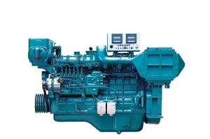 Yuchai Yc6j Series Marine Diesel Engine for Vessel Boat Used pictures & photos
