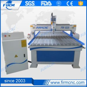 High Procession Cheap CNC Advertising Machine for Wood pictures & photos