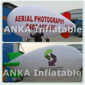 Inflatable Zeppelin with Helium or Air for Show pictures & photos