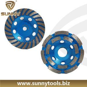 Diamond Saw Blade Segmented Single Row Cup Abrasive Wheels pictures & photos