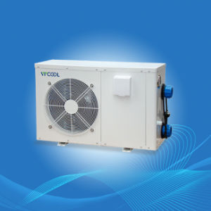Air to Water Heat Pump Swimming Pool Heater Horizontal Type pictures & photos