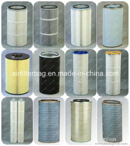 Conical Filter Cartridge for Dust Collector pictures & photos