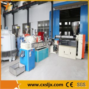 PP/PE Water Cooling Granulating Line pictures & photos
