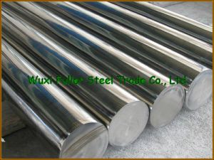 Cold Finished Round 304 Stainless Steel Bar in Stock pictures & photos