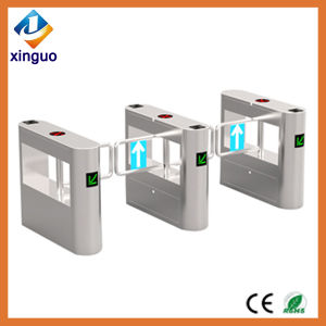 Electronic Swing Automatic Turnstile Barrier Gate pictures & photos