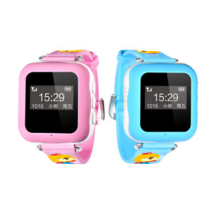 New Best Real-Time Tracking Sos Children Aged Kids GPS Watch Phone