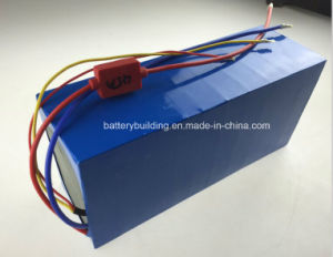 High Power 48V 30ah Lithium Battery Pack for E-Vehicle pictures & photos