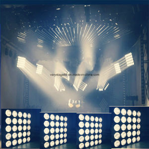 Night Club LED RGBW Wash/Beam Effect 25PCS LED Matrix Light pictures & photos