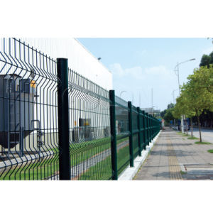 Backyard Wire Mesh Metal Fence pictures & photos