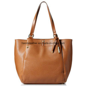 Supplier of Leather Handbag 2016 Latest Lady Leather Handbag (KITSS-15-32)