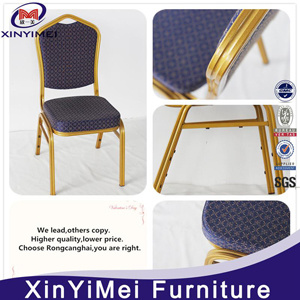 Useful Iron Modern Design Hotel Chair pictures & photos