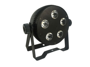 RGBW 4 in 1 5X10W LED PAR with IR Remote Control pictures & photos