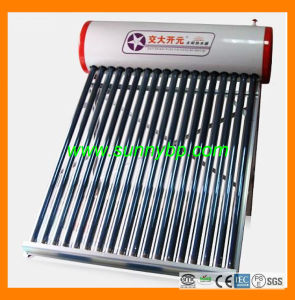 200L Vacuume Tube Solar Water Heater pictures & photos
