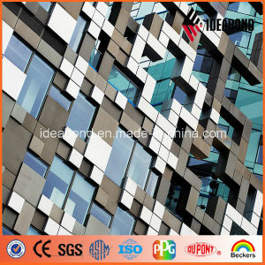 Curtain Wall Pre-Painted Aluminium Plate pictures & photos