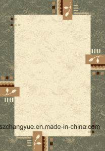 Machine Made Polypropylene Area Rugs pictures & photos