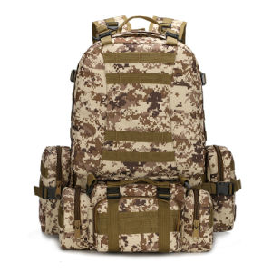 Large Capacity Water-Proof Military Bag Army Backpack pictures & photos