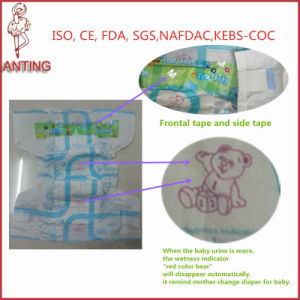 Own Brand Authorized Customers Sleepy Print Disposable Baby Diapers pictures & photos