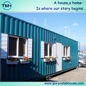 China 40FT Shipping Container House for Accommodation with Kitchen ...