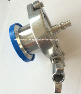Sanitary Stainless Steel Air Blow Check Valve with Hose Barb pictures & photos