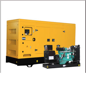 Diesel Generator Super Silent Type Powered by Perkins Engine (YMP-300) pictures & photos