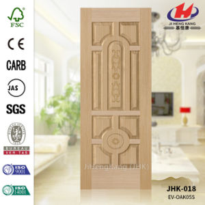 EV-White Oak Veneer HDF Door Skin (JHK-018) pictures & photos