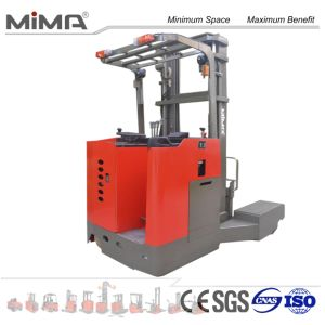 4 Direction Electric Forklift Truck Tfb Mima pictures & photos