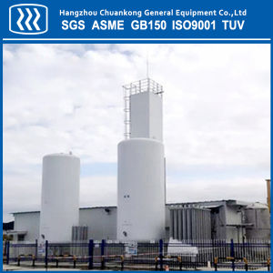 Cryogenic Asu Air Separation Oxygen Nitrogen Argon Generation Plant pictures & photos