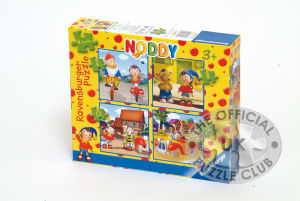 Wholesale Cartoon Paper Jigsaw Puzzle with Custom Printing pictures & photos