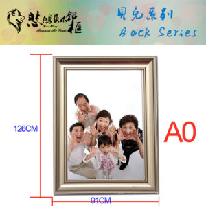 Aluminum Snap Picture Frame Photo Frame pictures & photos